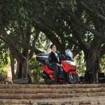 קימקו G-דינק 250 במבחן ארוך טווח – חודש שמיני
